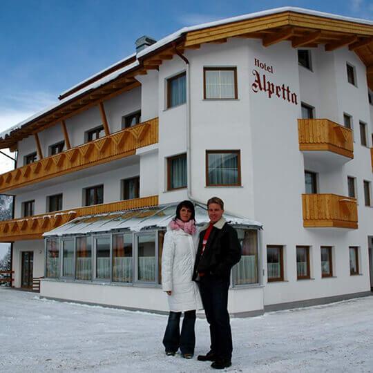 ***Hotel Alpetta, Nauders am Reschenpass