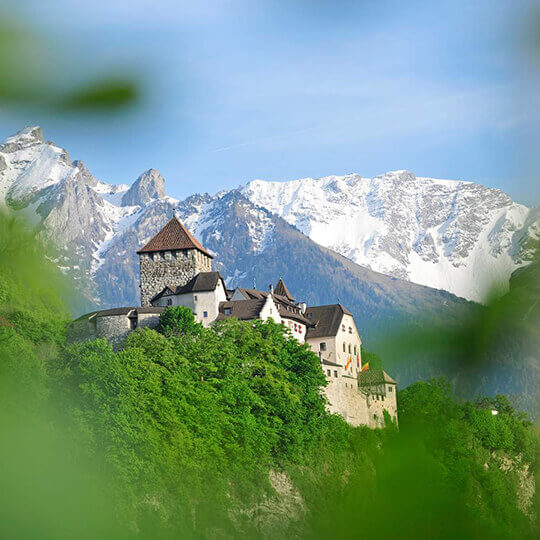 Vorschaubild zu Das Fürstentum Liechtenstein