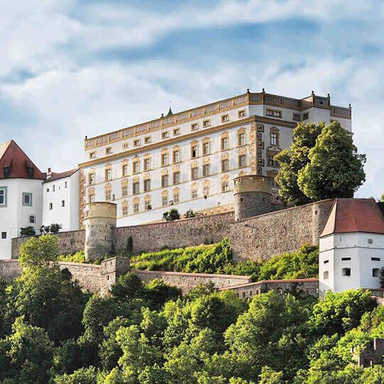 Veste Oberhaus Passau – die Bastille Bayerns