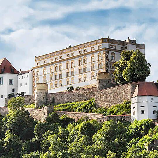 Vorschaubild zu Veste Oberhaus Passau – die Bastille Bayerns