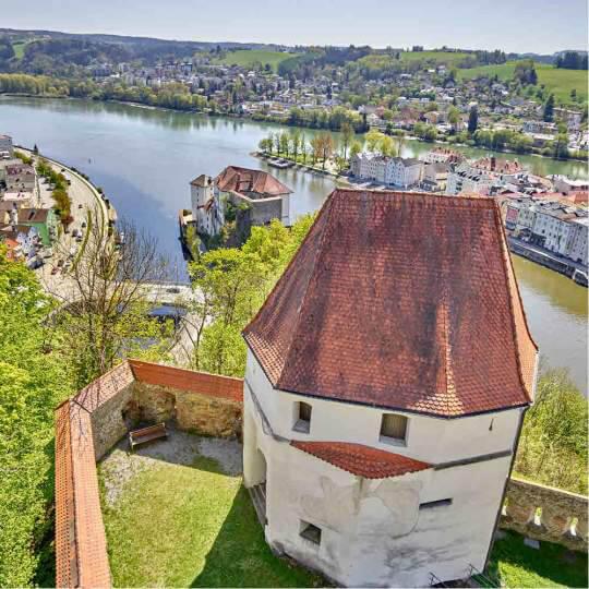 Veste Oberhaus Passau – die Bastille Bayerns 10