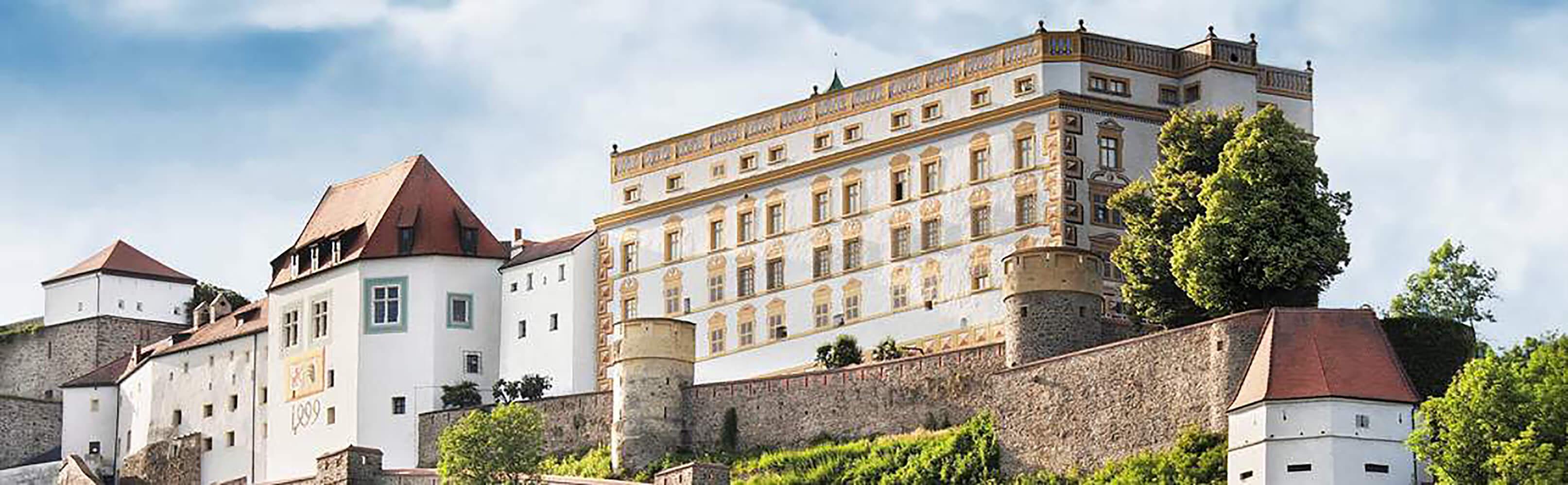 Veste Oberhaus Passau – die Bastille Bayerns 1