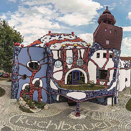 Vorschaubild zu Kuchlbauer Brauerei und Turm Abensberg