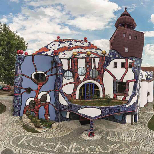 Kuchlbauer Brauerei und Turm Abensberg 10