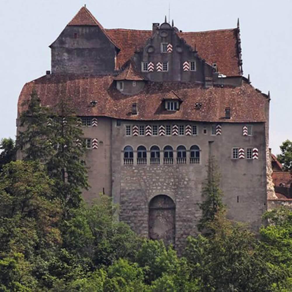 Schloss Habsburg im Aargau