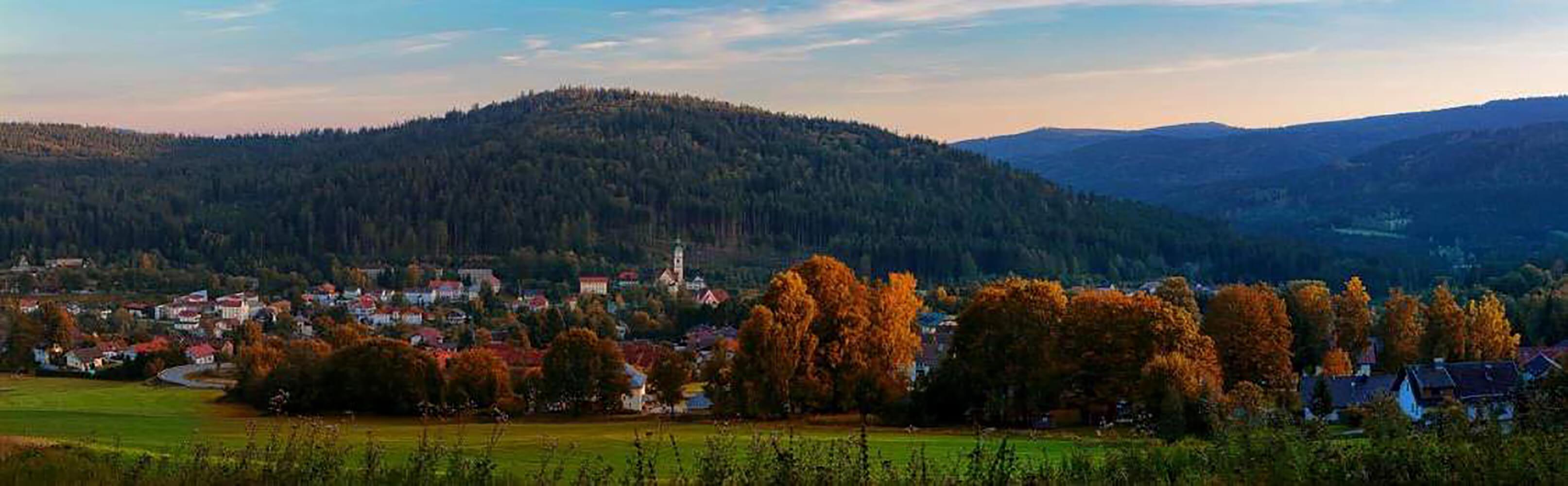 Bayerisch Eisenstein - Bayerischer Wald 1