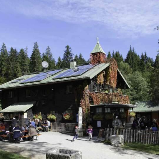 Bayerisch Eisenstein - Bayerischer Wald 10