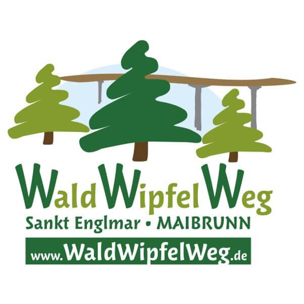 Logo zu Waldwipfelweg bei Sankt Englmar