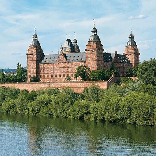 Vorschaubild zu Renaissanceschloss Johannisburg in Aschaffenburg