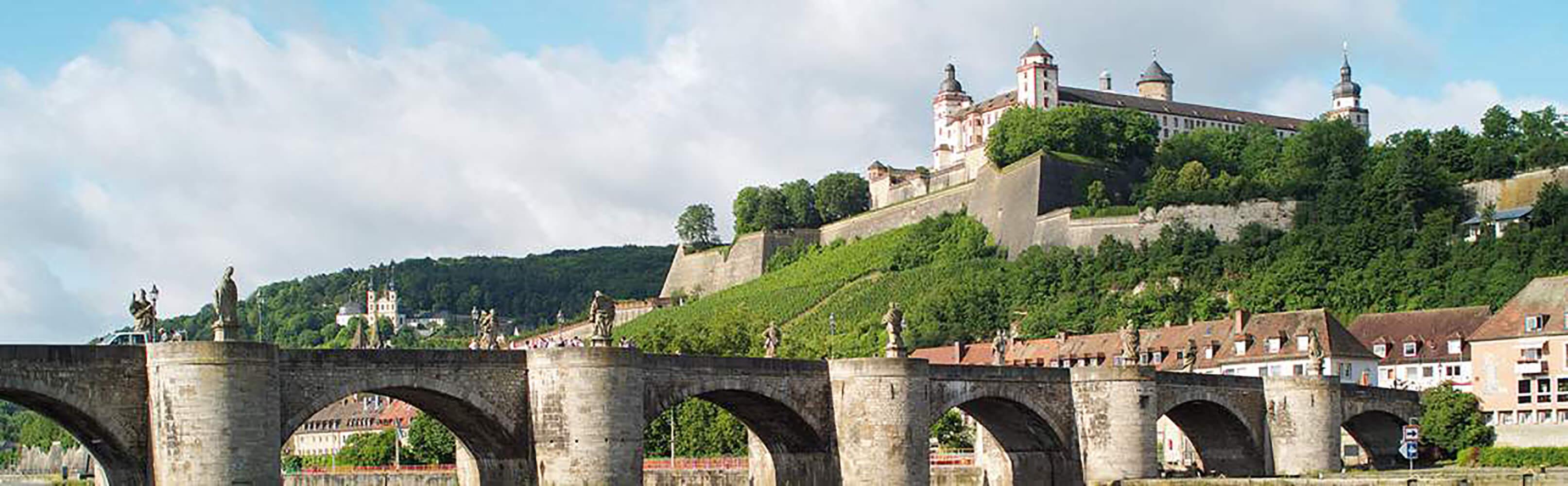 Würzburg - die dynamische Stadt in Unterfranken 1