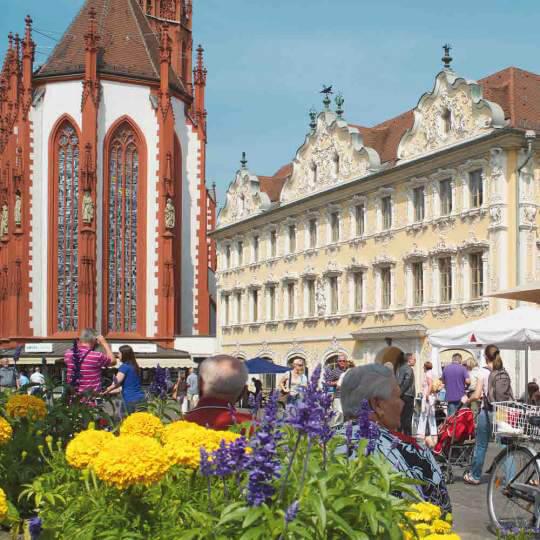 Würzburg - die dynamische Stadt in Unterfranken 10