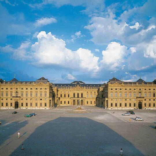 Vorschaubild zu Die Würzburger Residenz