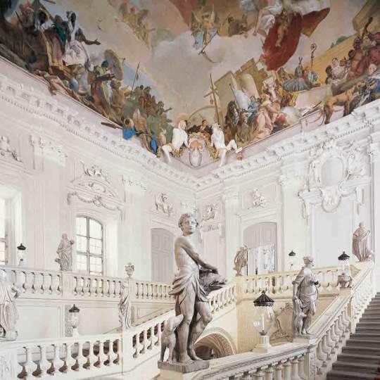 Die Würzburger Residenz  10