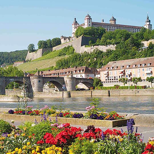Vorschaubild zu Festung Marienberg und das Museum für Franken - Würzburg