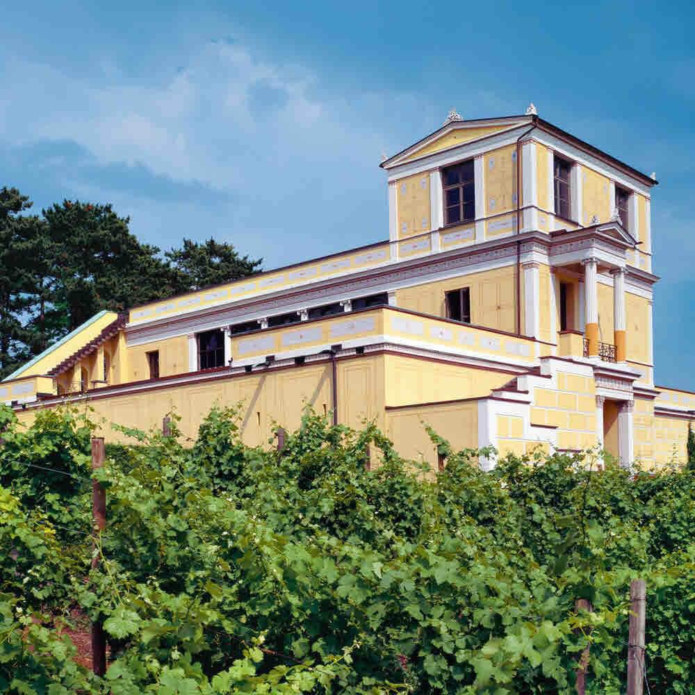 Pompejanum und Schlossgarten von Aschaffenburg 10