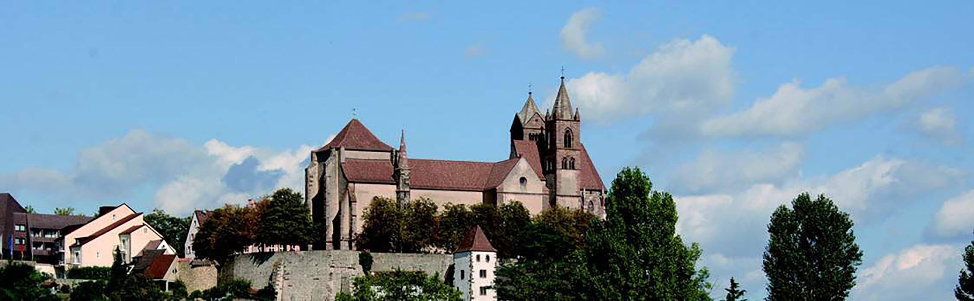 Stadt Breisach im herrlichen Sonnengebiet Breisgau 1