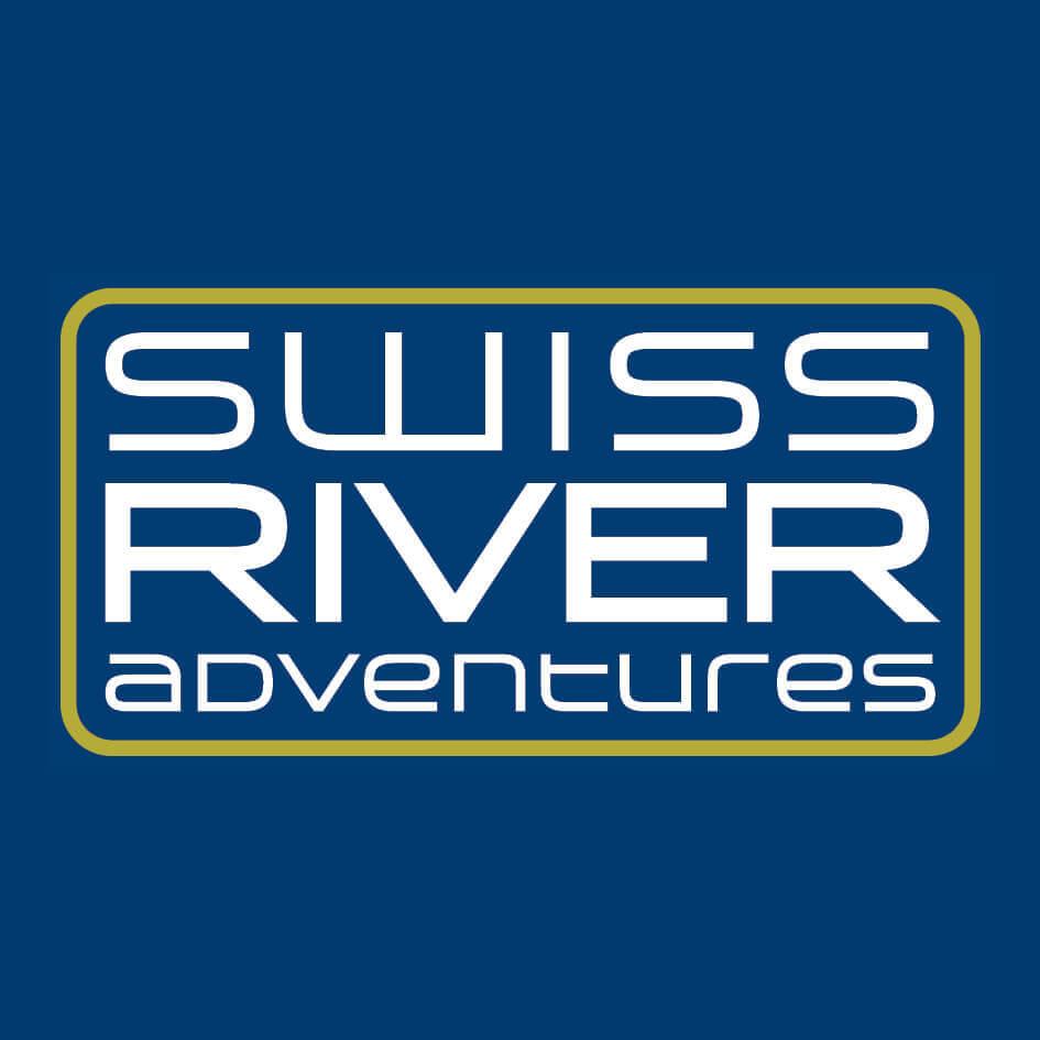 Logo zu River Rafting auf dem Vorderrhein mit Swiss River Adventures