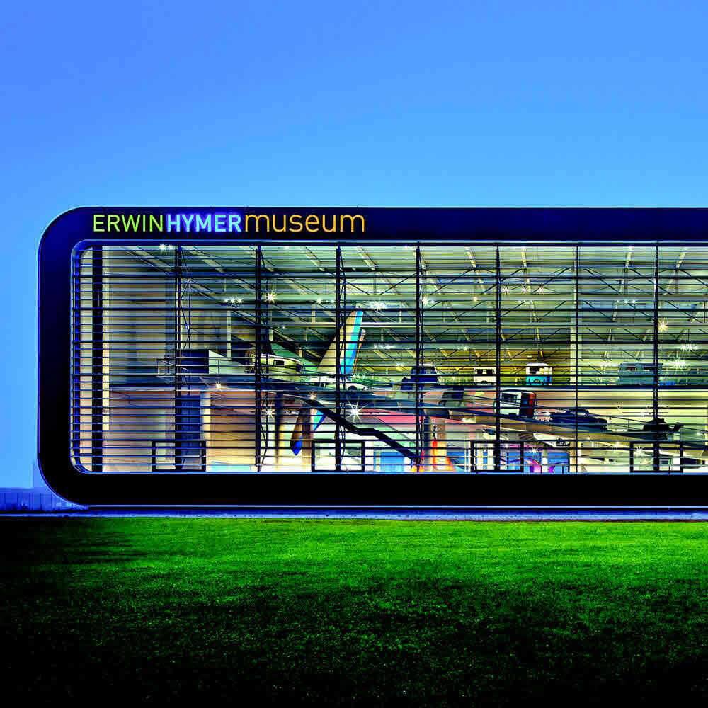 Erwin Hymer Museum in Bad Waldsee 10