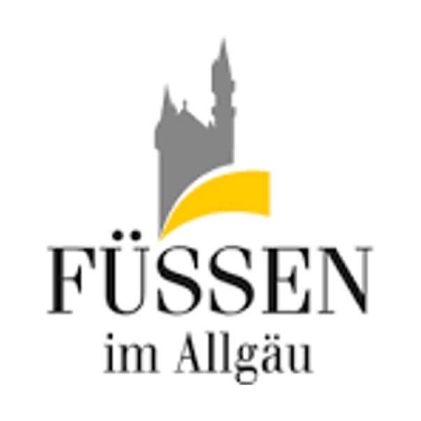 Logo zu Füssen– Traumziel im Allgäu