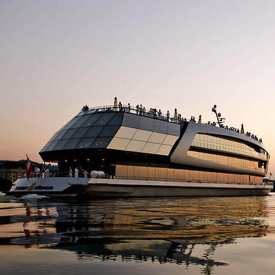 Vorschaubild zu Die MS Sonnenkönigin - Bodensee