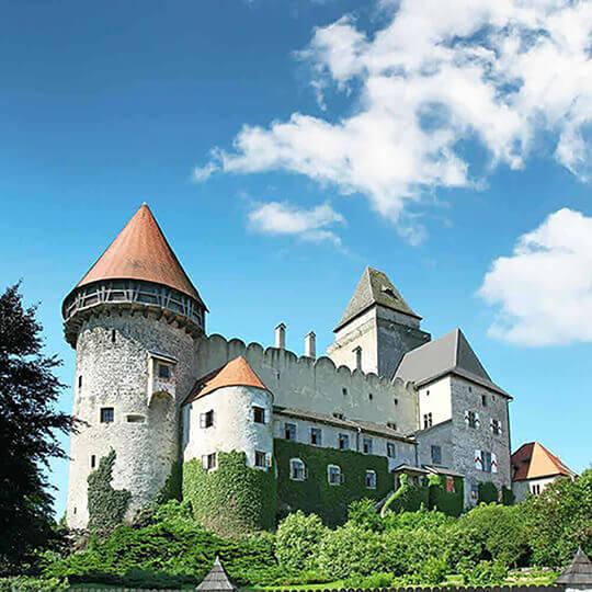 Vorschaubild zu Schlösser und Burgen