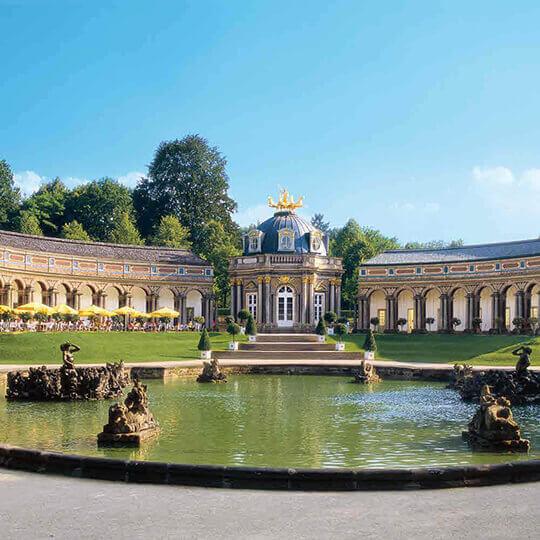Vorschaubild zu Altes Schloss Eremitage bei Bayreuth