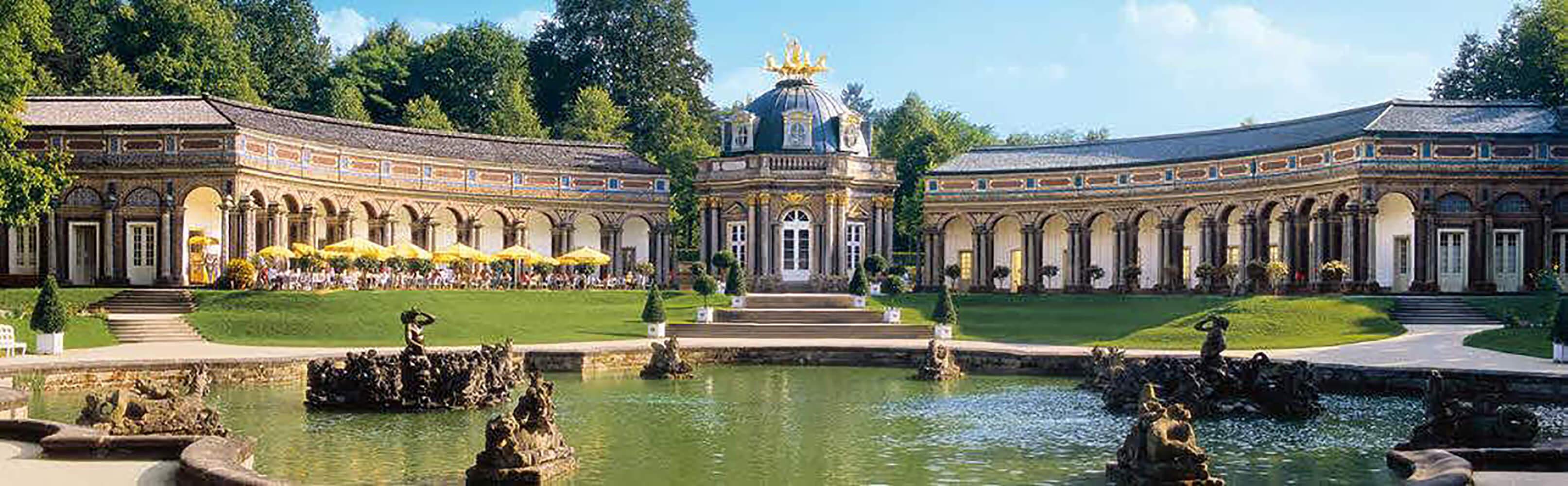 Altes Schloss Eremitage bei Bayreuth 1