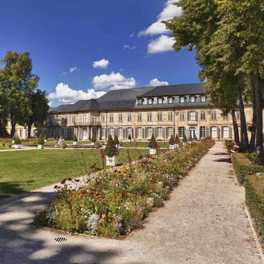 Altes Schloss Eremitage bei Bayreuth 10