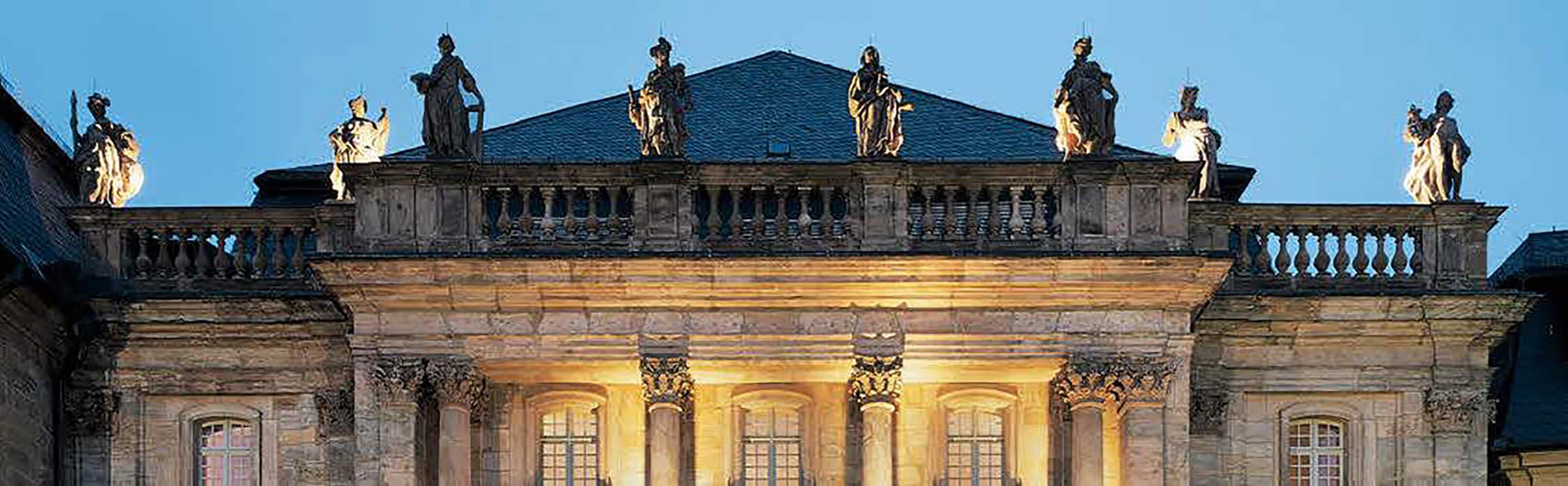 Das Festspielhaus in Bayreuth 1