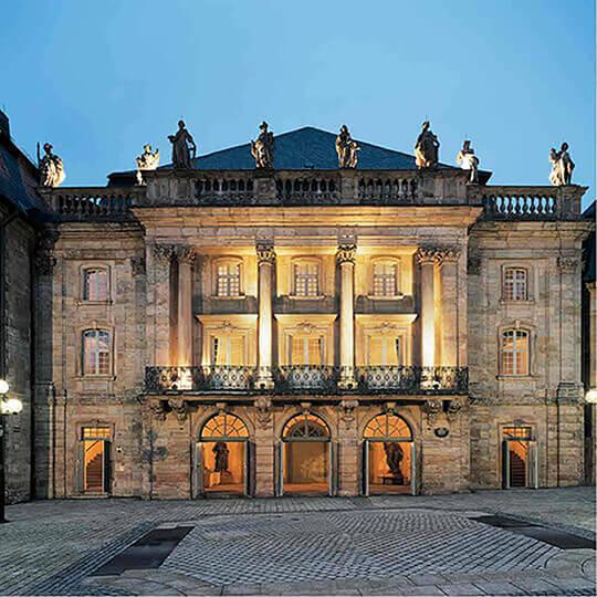 Vorschaubild zu Das Festspielhaus in Bayreuth