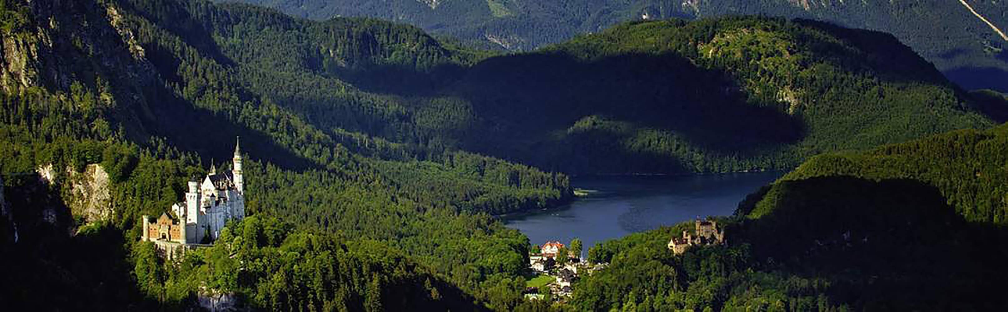 Schloss Neuschwanstein – das Märchenschloss in Schwangau 1