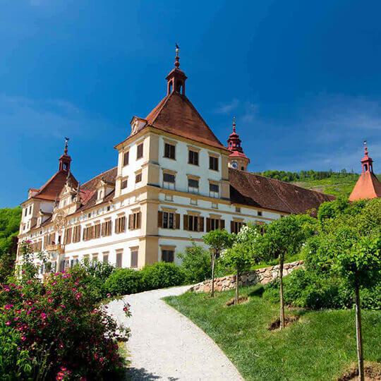 Vorschaubild zu Schloss Eggenberg Graz