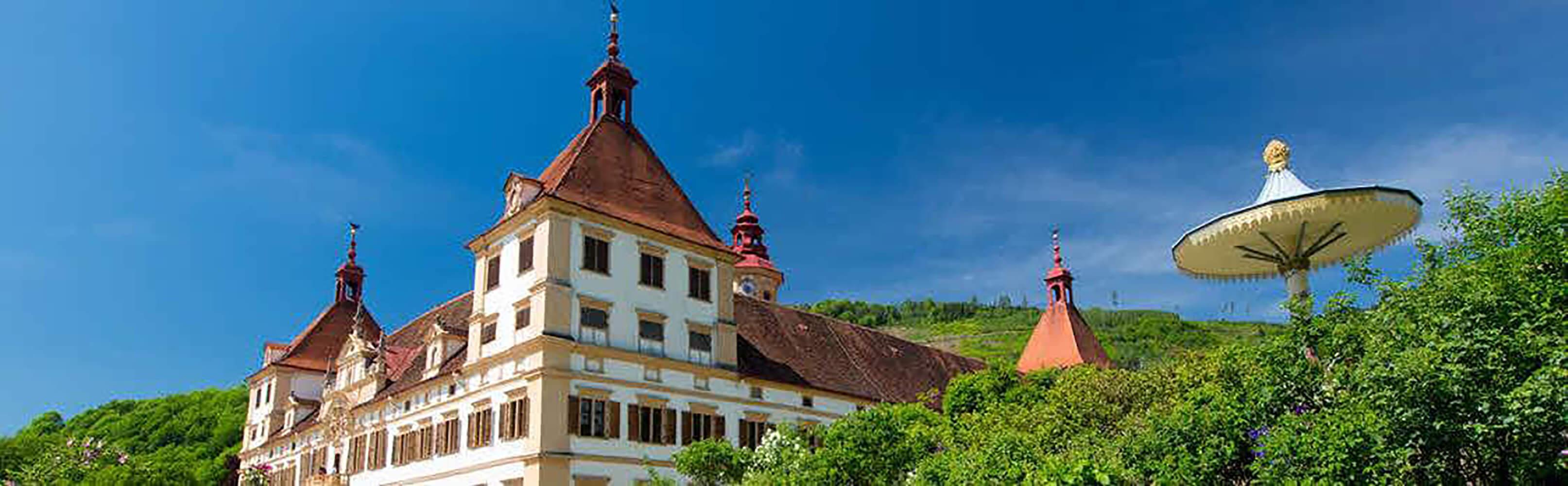 Schloss Eggenberg Graz 1