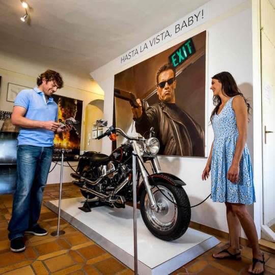 Das Arnold Schwarzenegger Museum bei Graz 10