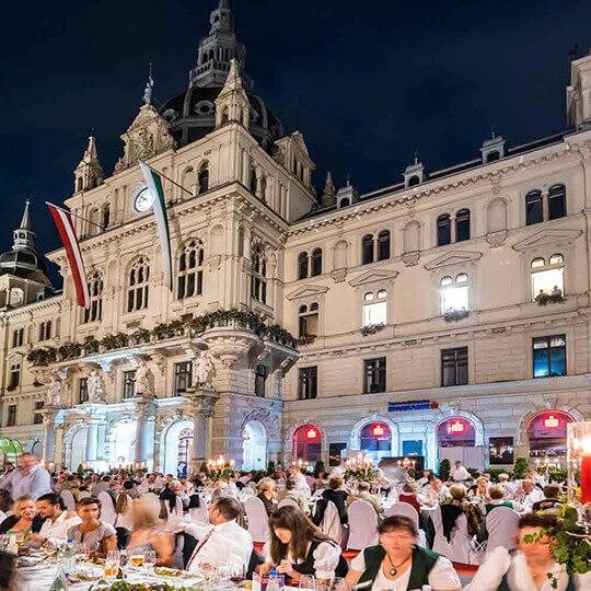 Vorschaubild zu Graz die Landeshauptstadt der Steiermark