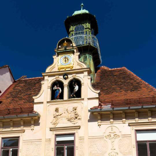 Graz die Landeshauptstadt der Steiermark 10
