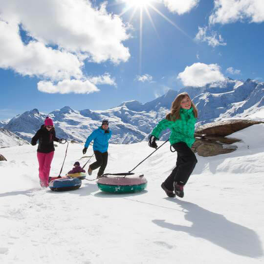 Swiss Family Hotel Alphubel - Ferienspass in Saas-Fee 11