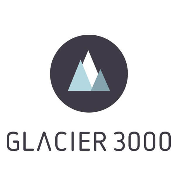 Logo zu Glacier 3000 - Winter