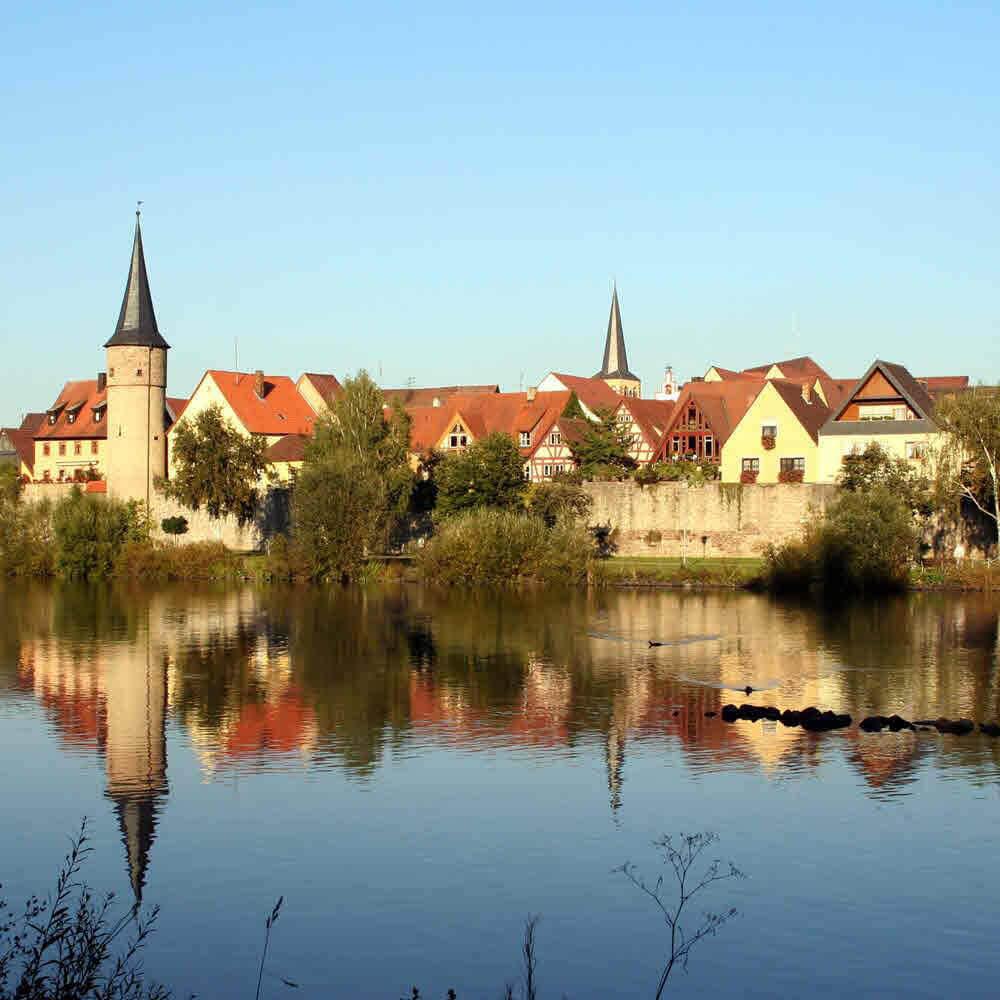 Karlstadt – die Weinbaustadt am Main