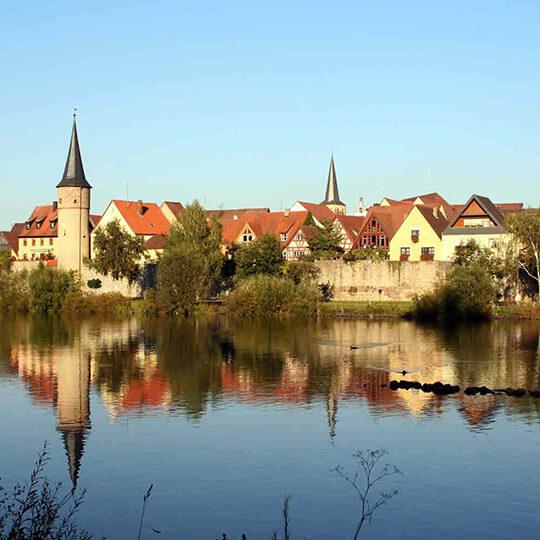Vorschaubild zu Karlstadt – die Weinbaustadt am Main