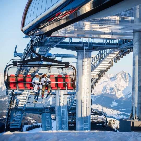 Kitzbühel - die magische Tiroler Alpenstadt 10