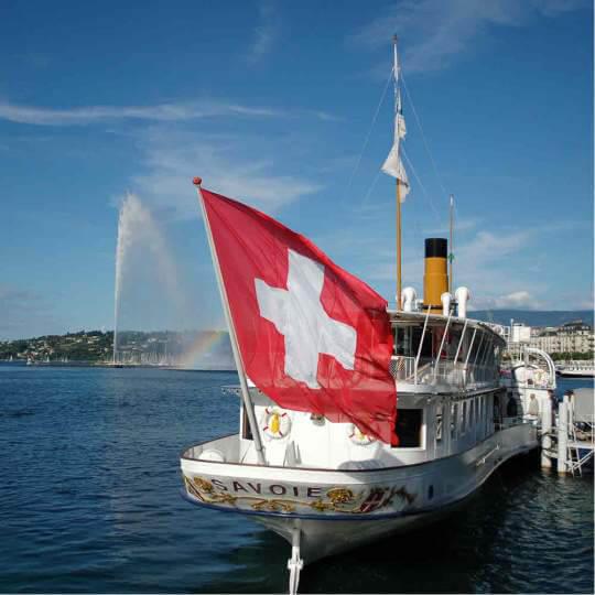 Genfersee (Lac Léman) Schifffahrt 10