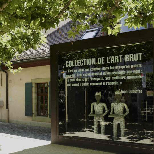Collection de l'Art Brut Lausanne 10
