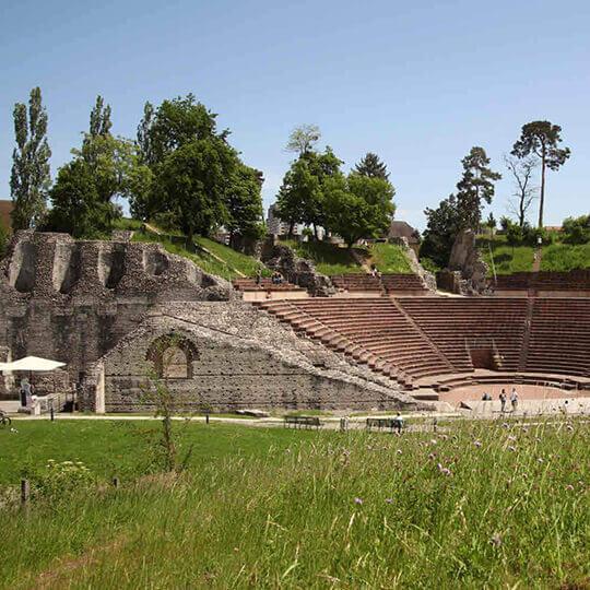 Vorschaubild zu Augusta Raurica - die römische Stadt