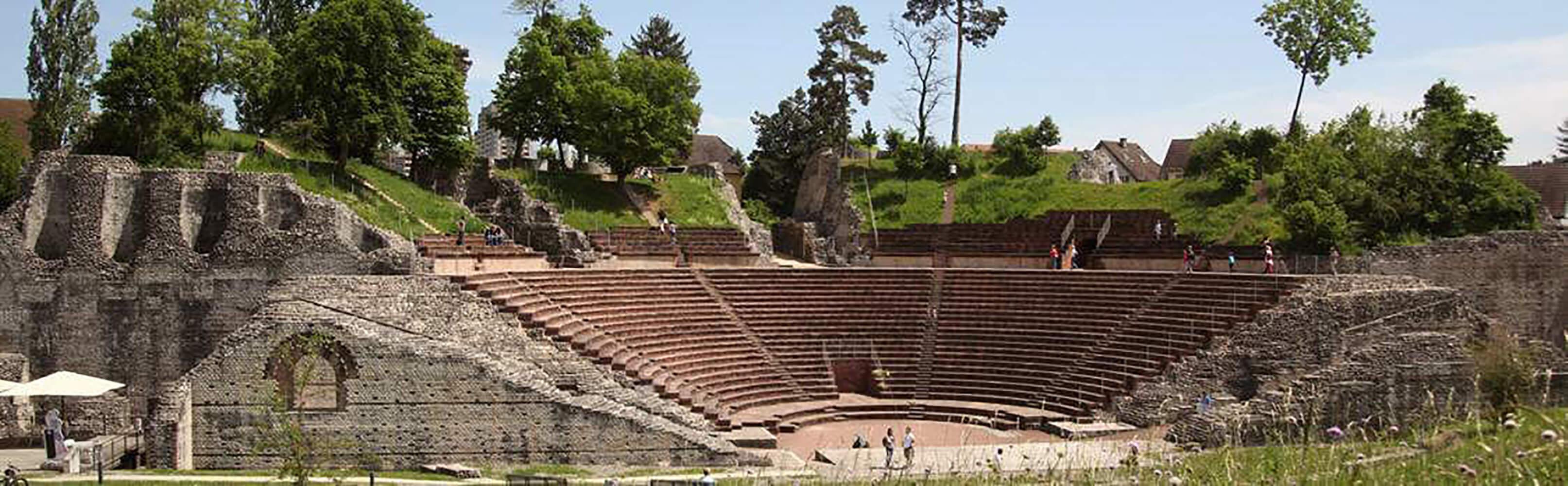 Augusta Raurica - die römische Stadt 1