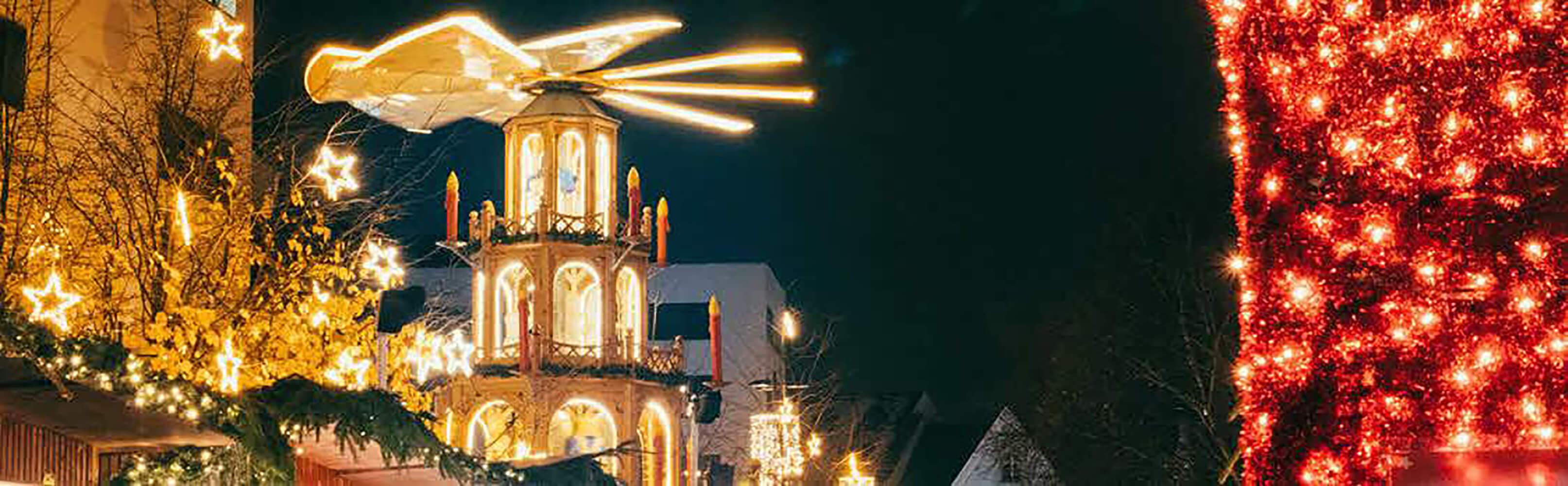 Bregenzer Weihnachtsmarkt 1