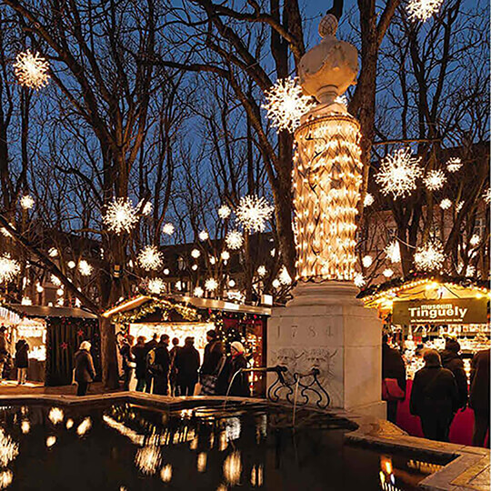 Vorschaubild zu Weihnachtsmarkt Basel