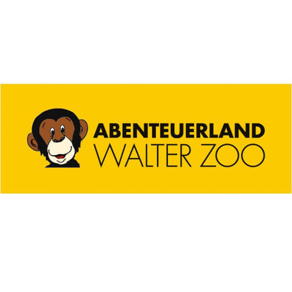 Logo zu Abenteuerland Walter Zoo Gossau