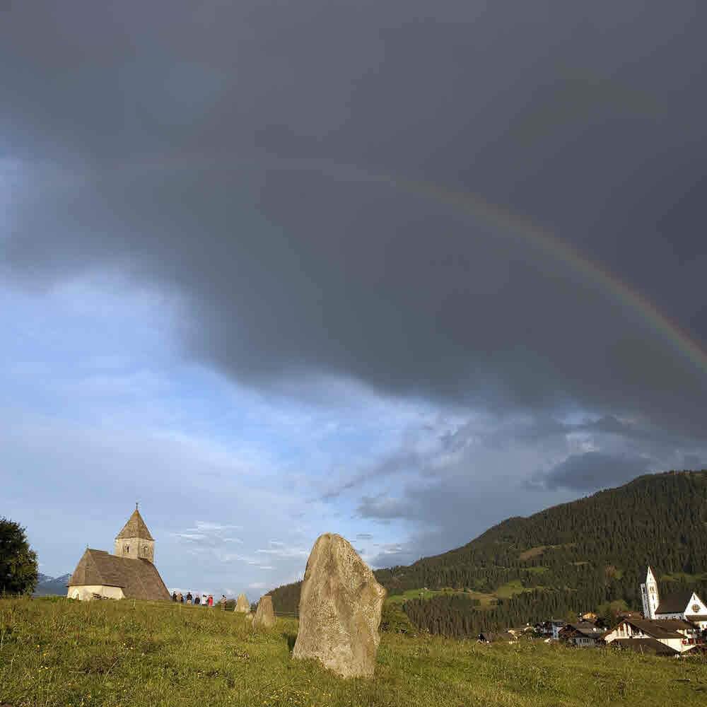 Parc la Mutta – Der Steinkalender von Falera