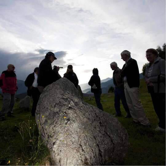 Parc la Mutta – Der Steinkalender von Falera 10